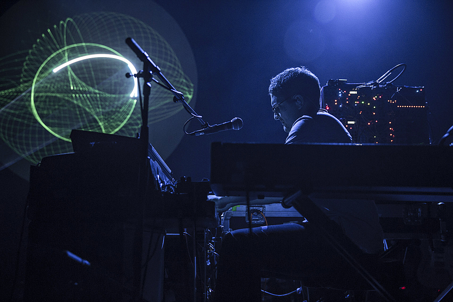 Floating Points at The Danforth Toronto