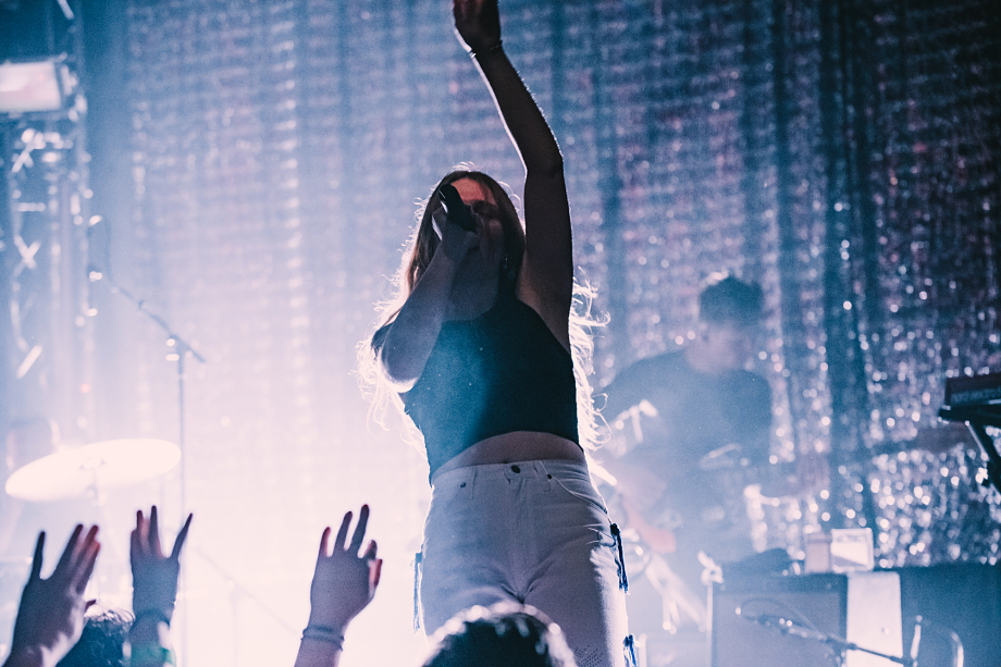 Maggie Rogers - The Mod Club-13