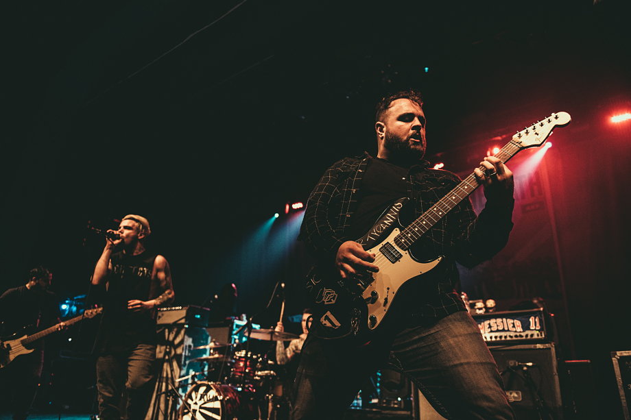 Stray From The Path - Danforth Music Hall-6