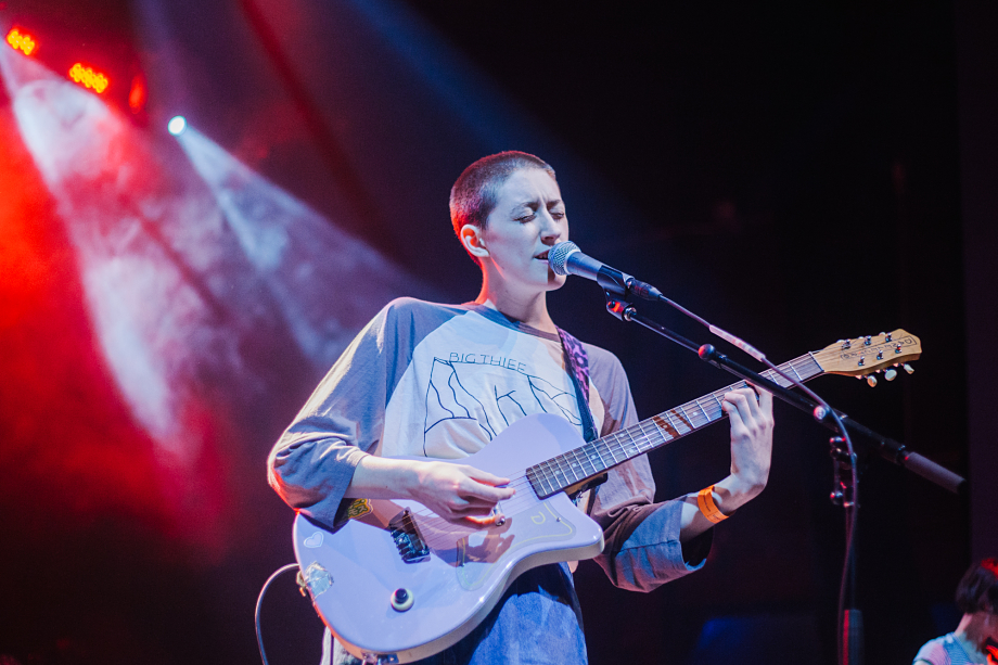 Frankie Cosmos - Danforth Music Hall-5