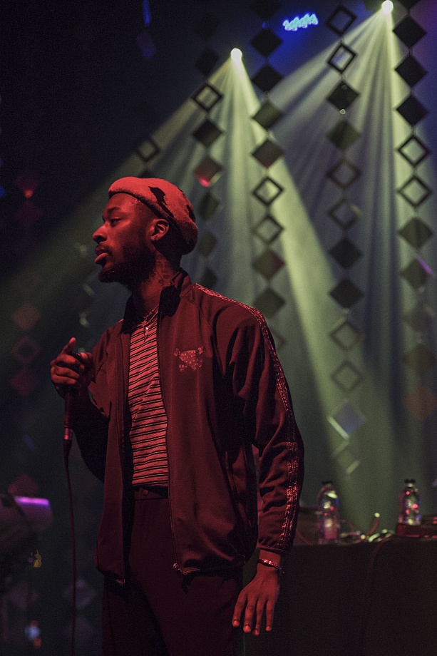 GoldLink - Danforth Music Hall-2