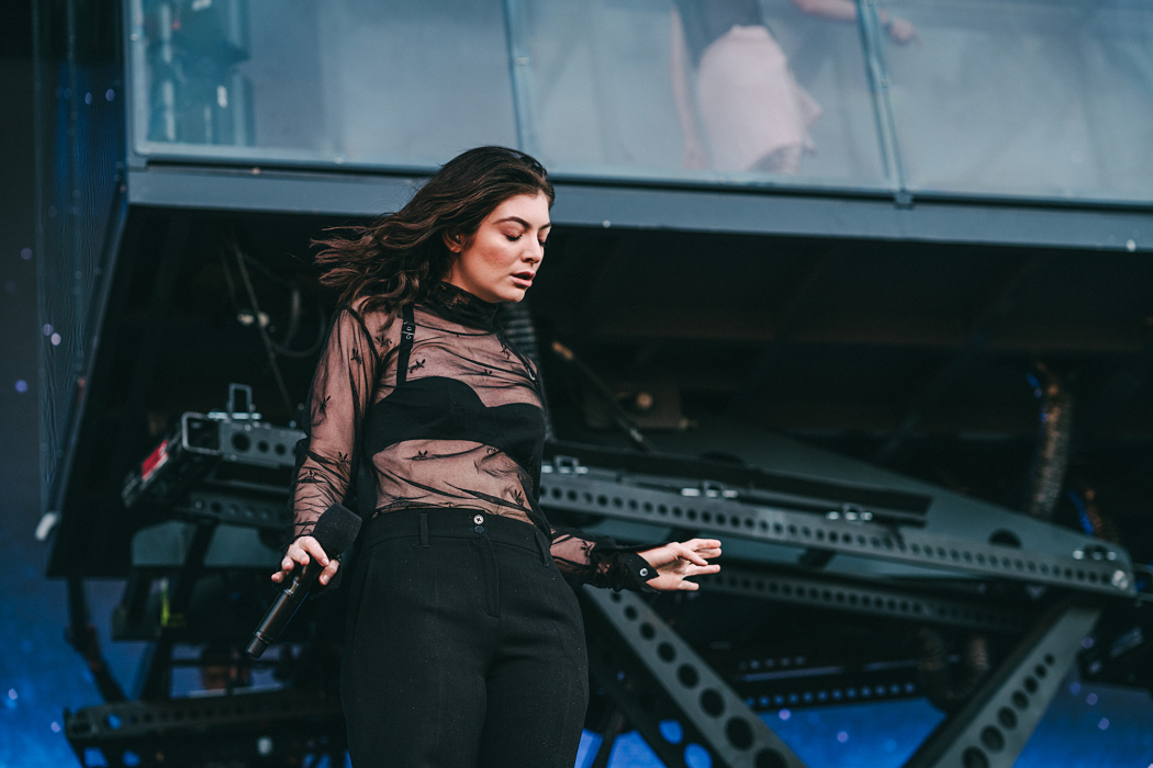 Lorde - Governors Ball 2017