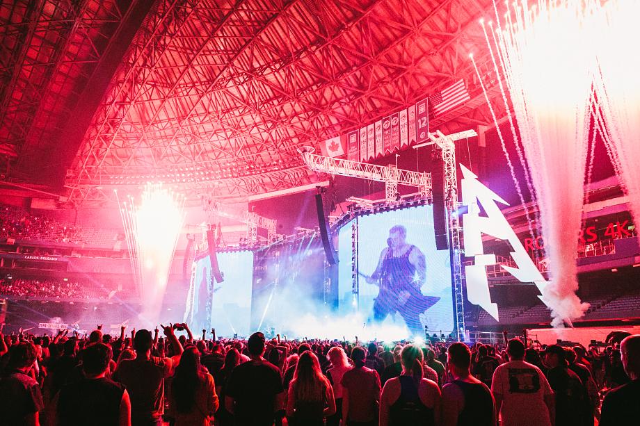 Metallica - Rogers Centre-7