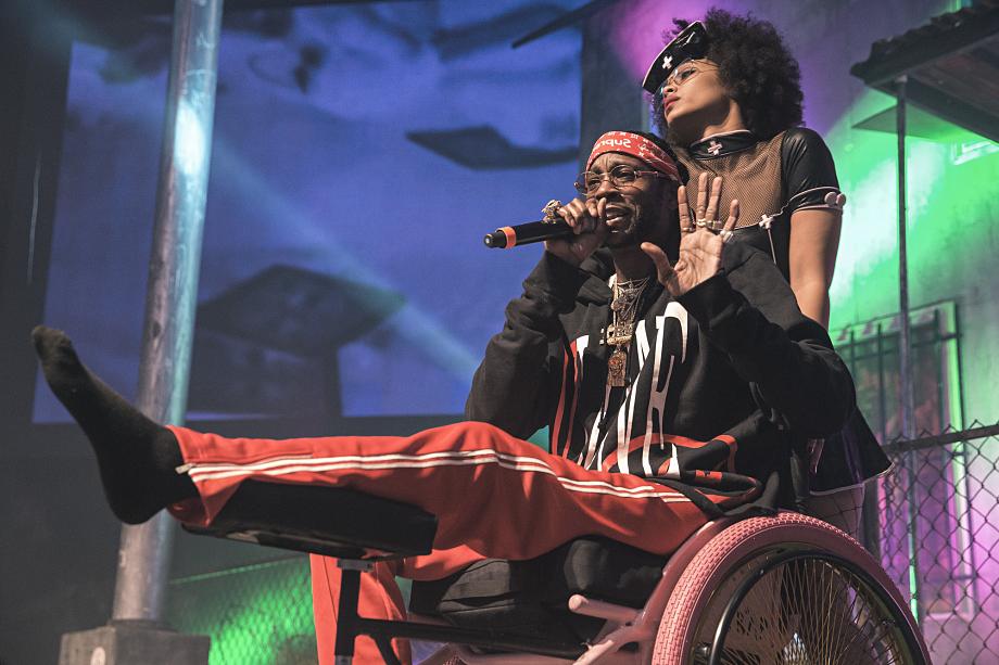 2 Chainz at Rebel Nightclub
