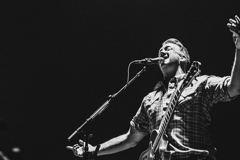 Queens Of The Stone Age - Budweiser Stage-6