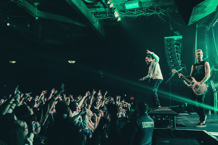 Neck Deep - Phoenix Concert Theatre-16