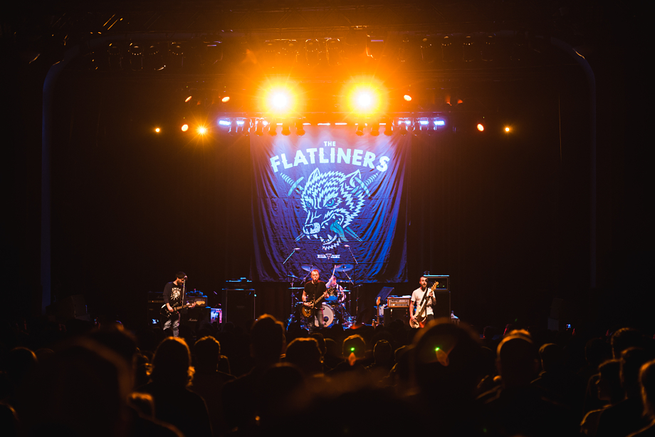 The Flatliners - Danforth Music Hall-10