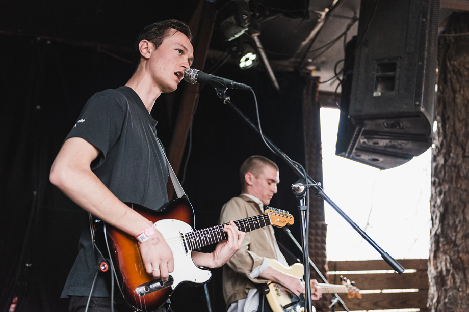 Ought - The Sidewinder-7