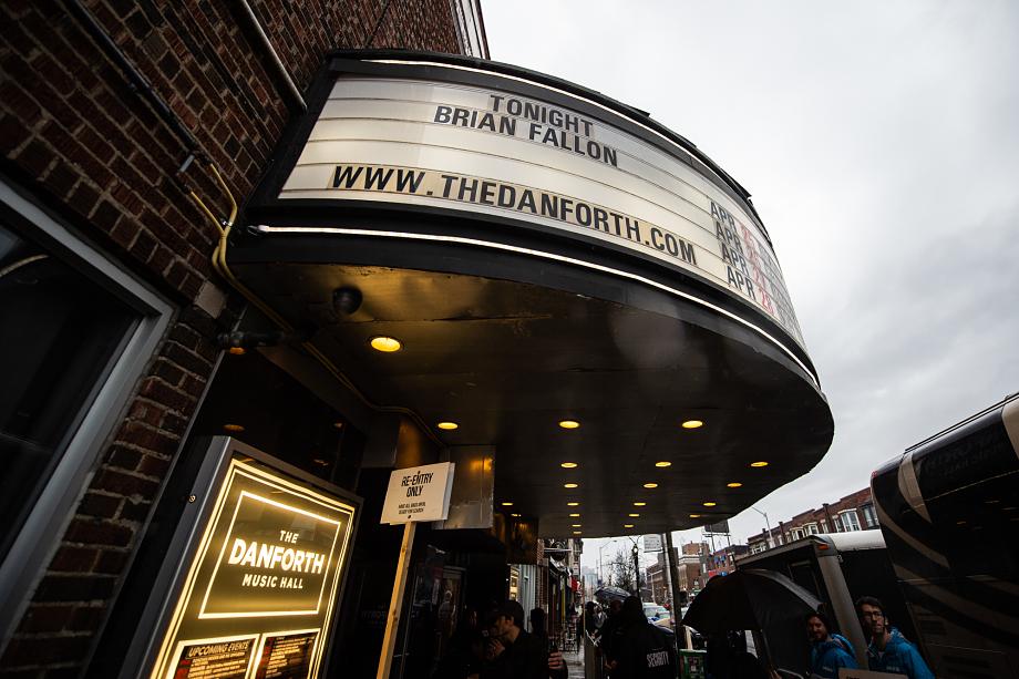 Brian Fallon in Toronto-1
