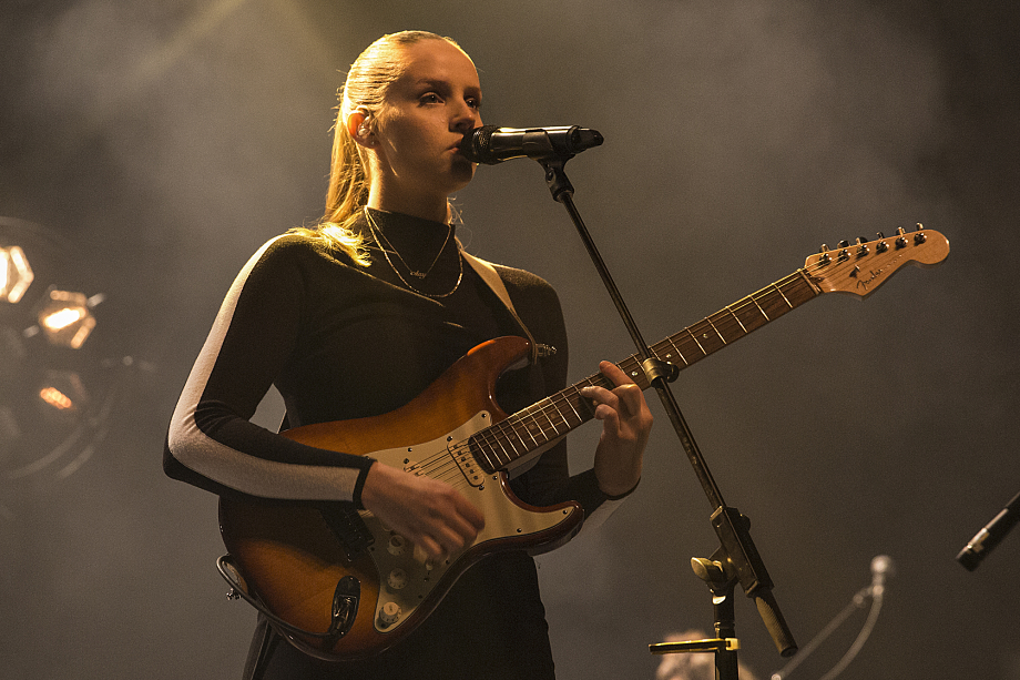 Charlotte Day Wilson - Danforth Music Hall-17