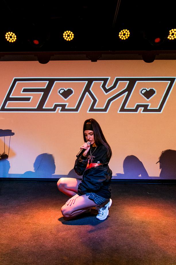 Saya - The Drake Hotel-3