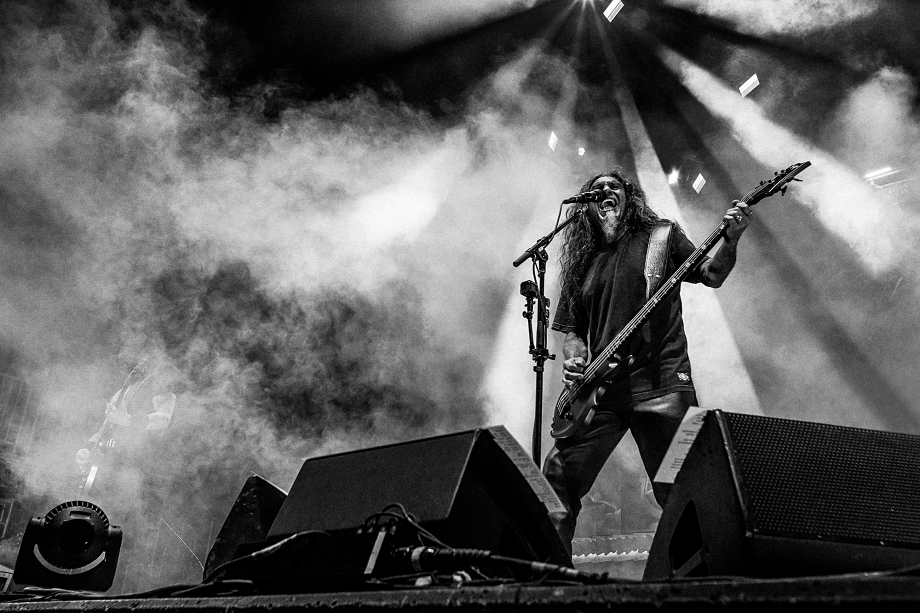 Slayer - Budweiser Stage-9