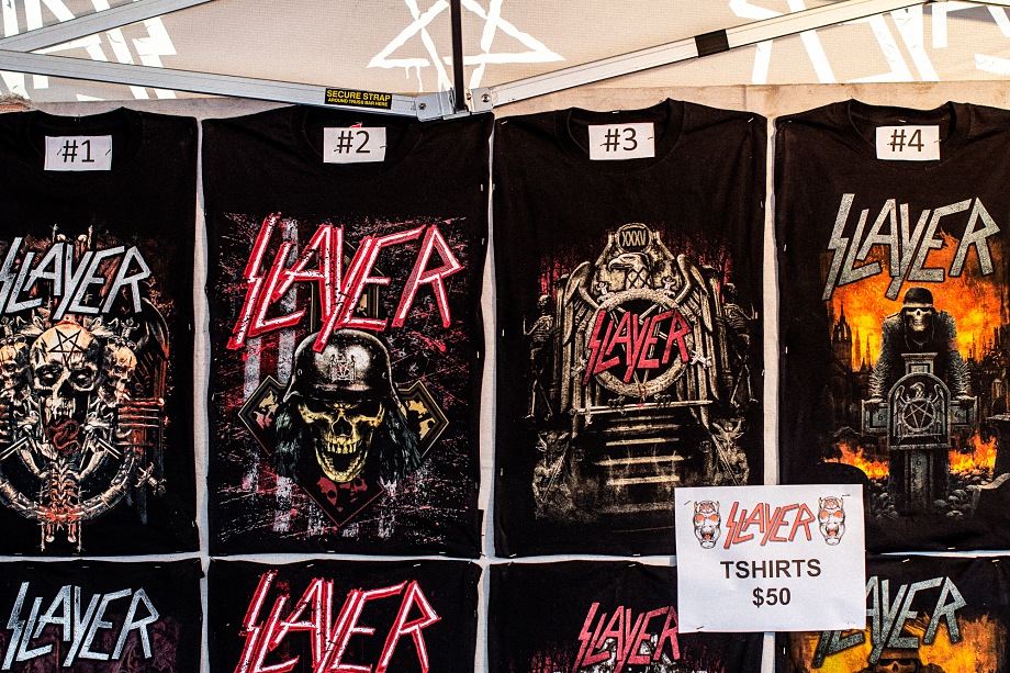 Slayer and Lamb Of God in Toronto-2