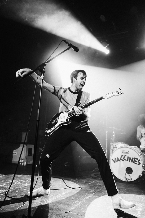 The Vaccines - The Mod Club-5