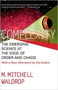 Complexity: The Emerging Science at the Edge of Order and Chaos by Mitchell Waldrop