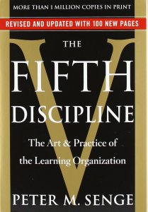 The Fifth Discipline by Peter Senge