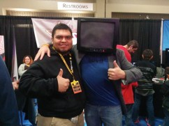 Picture with TV Dude