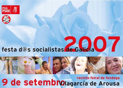 cartel da FestaSocialista