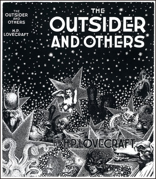 The Outsider and Others cover