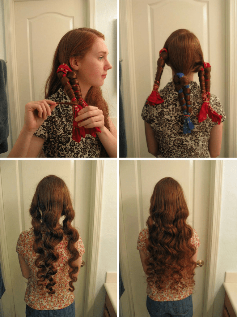 No Heat Curls 4 Easy Techniques You Have To Try