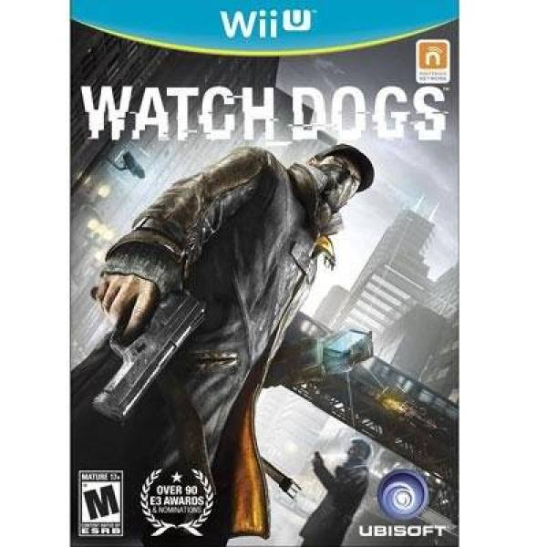 Watch Dogs Wii U CA