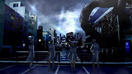 Shin Megami Tensai IV Screenshot 01