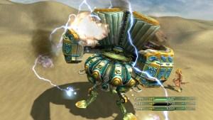 FFX-2_Battle