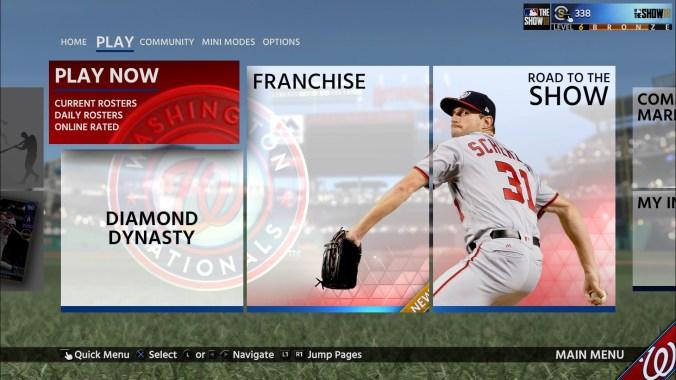 MLB(R) The Show(TM) 18