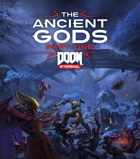 Doom Eternal The Ancient Gods Part 1 To Be Revealed At Gamescom