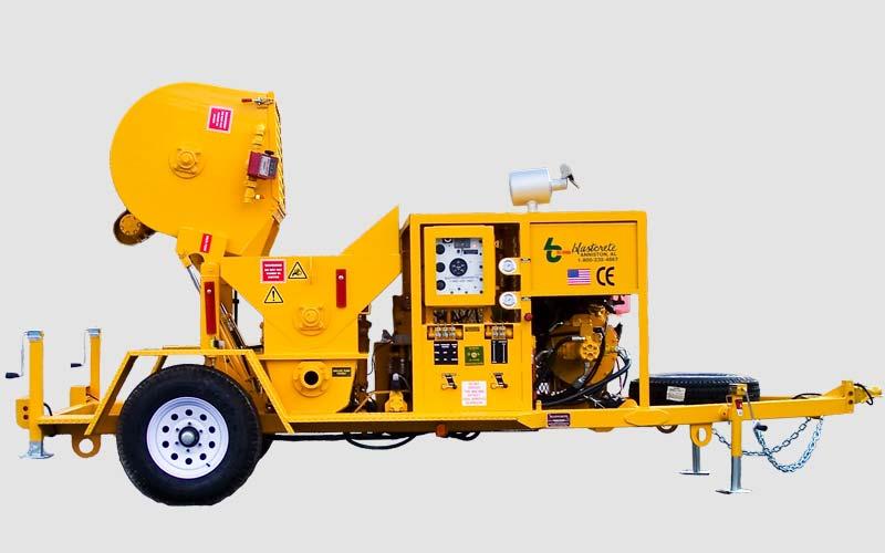 RMX-5000 Cement Mixer Pump