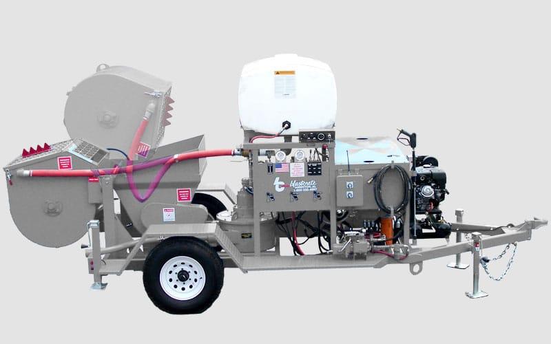D6528 Concrete Mixer Pump