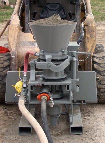 H-020 Skid Mount Attachment