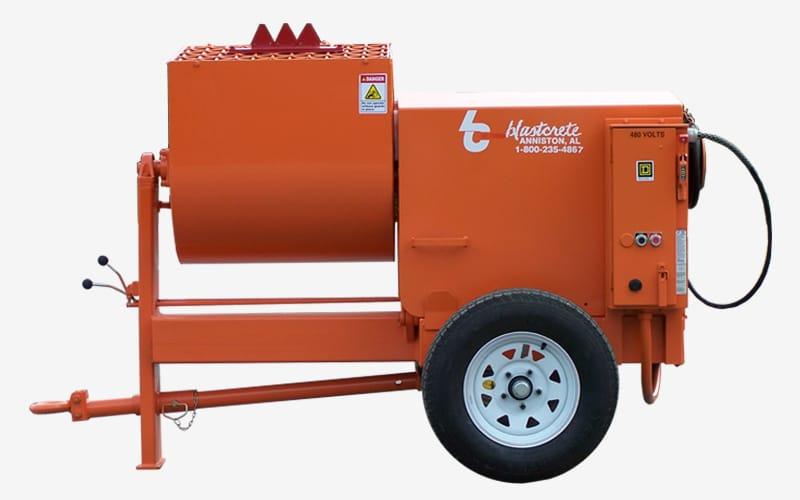 500 lb. Refractory Mixer