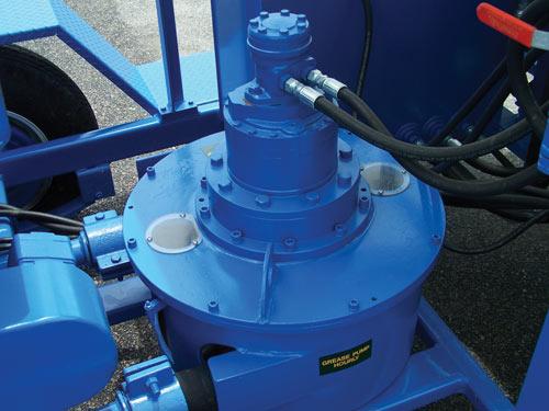 D6528 Hydraulic Squeeze Pump