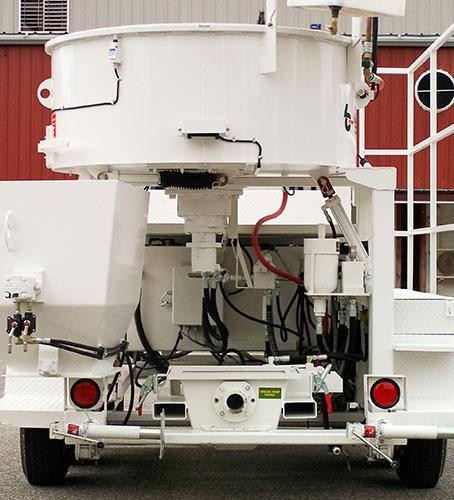MX-10 Concrete Pump