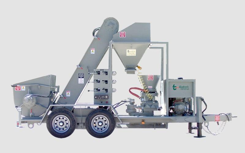 Dampcon Rig Mixer Pump