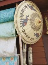 denver zoo umbrella
