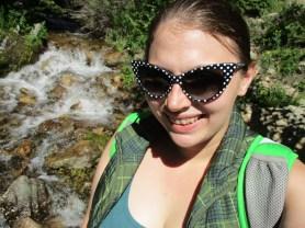 taking a hike