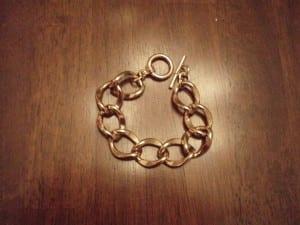 Forever 21 Chain Link Bracelet