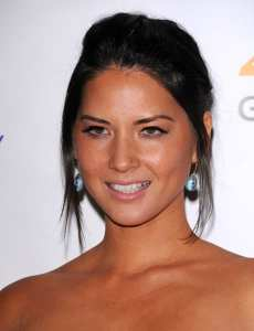 Don't forget Olivia Munn (WireImage)