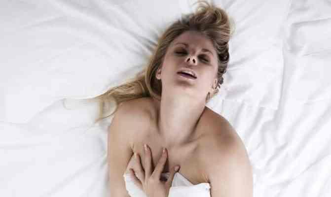 Diy female orgasm 12
