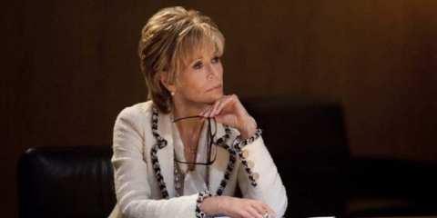 Jane Fonda joins the cast of The Newsroom as Leona Lansing