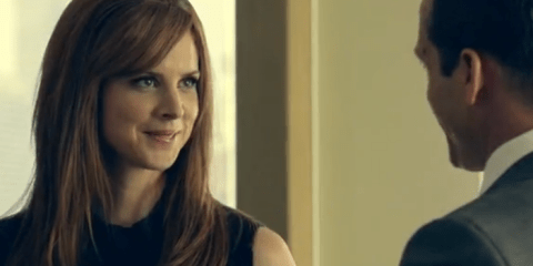 A flashback to five years ago means returning to a time when Donna was still around.