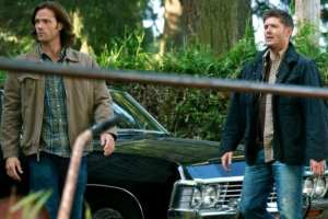 2. She completely obliterated the importance of Sam and Dean's relationship.