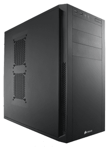 Corsair Carbide Series 200R Black Steel / Plastic computer case