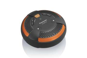 Panasonic SCNT-10-D Tough Portable Speaker System
