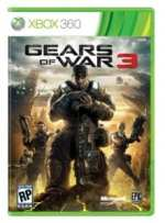 Gears of War 3 is one of the top 3 Xbox 360 exclusive games