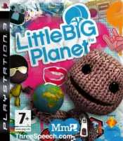 LBP Cover Art Playstation 3 Exclusive