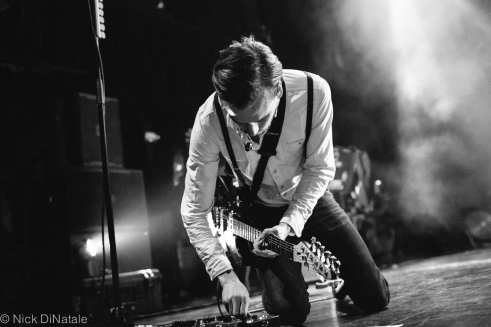 At the end of October, Anberlin and The Maine brought their current co-headlining tour to The House of Blues for a night chock full of alternative rock.