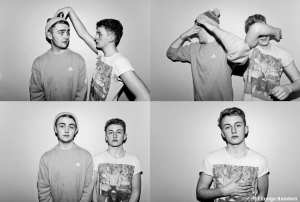Guy and Howard Lawrence of Disclosure. Media credit to Edwige Hamben